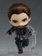 Nendoroid Captain America: Infinity Edition Action Figure