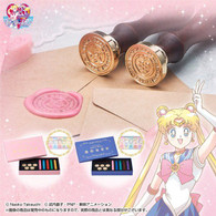 Pretty Guardian Sailor Moon Sealing Wax Set