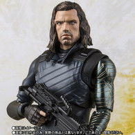 S.H.Figuarts Bucky (Avengers: Infinity War) Action Figure