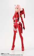 S.H.Figuarts Zero Two Action Figure