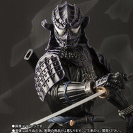 Meisho MANGA REALIZATION Onmitsu Black SpiderMan Action Figure