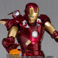 S.H.Figuarts Iron Mark 7 Action Figure