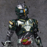 S.H.Figuarts Kamen Rider Amazon Neo Alfa Action Figure