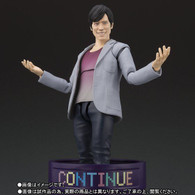 S.H.Figuarts Kuroto Dan Shin A New Joy & Anger Action Figure