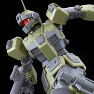 HG 1/144 GM Sniper Custom Plastic Model