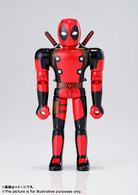 Chogokin Heros Deadpool