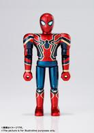 Chogokin Heros Iron Spider (Avengers: Infinity War)