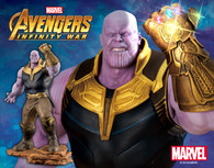ARTFX+ Thanos -Avengers: Infinite War- 1/10 PVC Figure