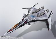 DX Chogokin VF-31F Siegfried (Messer Ihlefeld Custom/Hayate Immelman Custom) Action Figure