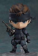 Nendoroid Solid Snake Action Figure