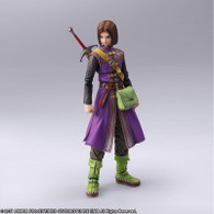 Dragon Quest XI Sugisarishi Toki wo Motomete BRING ARTS - Hero Action Figure