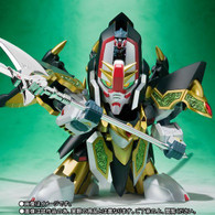 SDX Dragoon Action Figure