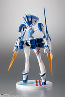 Robot Spirit SIDE FRANXX Darling in the FranXX - Delphinium Action Figure