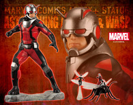 ARTFX+ Marvel Universe - Astonishing Antman & Wasp 1/10 PVC Figure