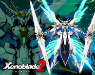 Xenoblade Chronicles 2 - Siren Plastic Model