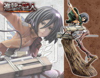 ARTFX J Attack on Titan - Mikasa Ackerman Renewal Package Ver. 1/8 PVC Figure