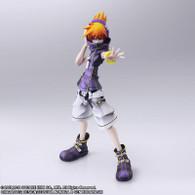 The World Ends with You -Final Remix- Bring Arts Neku Sakuraba Action Figure