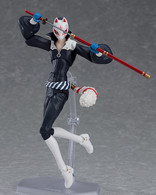 figma Persona5 - Fox Action Figure