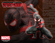 ARTFX+ Spider-Man (Miles Morales) Marvel Now! 1/10 PVC Figure ( Rerelease )
