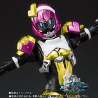 S.H.Figuarts Kamen Rider POPPY Toki Meki Crisis Gamer levelX Action Figure
