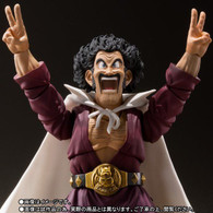 S.H.Figuarts Dragon Ball - Mr.Satan Action Figure