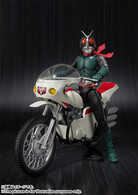 BANDAI S.H.Figuarts Kamen Masked Rider Old 2nd & Cyclone Remodeling Ver Set