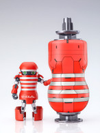 TENGA Robot with Mega TENGA Beam Set (First-run Limited) Action Figure