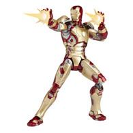 Kaiyodo Legacy of Revoltech SCI-FI Revoltech LR-043 Iron Man Mark 42