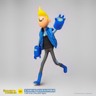 ThreeZero CHRIS KIRKMAN 1/6 BRAVEST WARRIORS