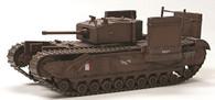 DRAGON 1/72 WW.II イギリス軍 チャーチルMk.III w/渡渉デバイス カナダ陸軍第14戦車連隊 1942 ディエップ