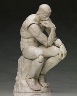 FREEing figma The Thinker: Plaster ver. Action Figure