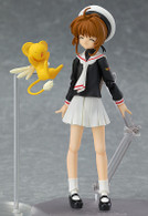 figma Sakura Kinomoto: School Uniform ver. Action Figure Cardcaptor Sakura by Max Factory