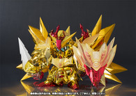 SDX Gundam Superior Dragon Ex-AS Action Figure by BANDAI Premium