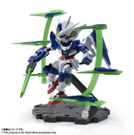 Nxedge Style MS UNIT Gundam 00 QAN[T] Action Figure by BANDAI