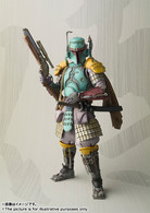 Meisho Movie Realization Ronin Boba Fett Star Wars Action Figure by BANDAI