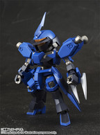 Nxedge Style [MS UNIT] Schwalbe Graze (Mcgillis Custom) Action Figure by BANDAI