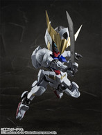 Nxedge Style [MS UNIT] Gundam Barbatos Action Figure by BANDAI