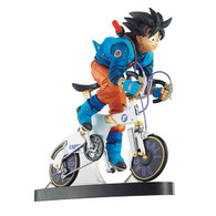 Desktop Real McCoy Dragon Ball Z Son Goku 02 [F] Edition PVC Figure