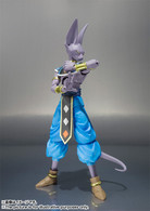 S.H.Figuarts Beerus the Destroyer Action Figure