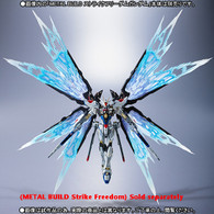 METAL BUILD Wings of Light Option SET for(Strike Freedom Gundam SEED)