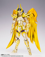 Saint Seiya Cloth Myth EX Capricorn Shura God Actioin Figure