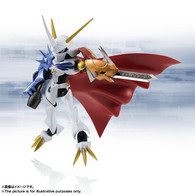 Nxedge Style [DIGIMON UNIT] Omegamon Action Figure