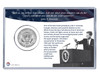 John F. Kennedy Centennial Coin and Stamp Set