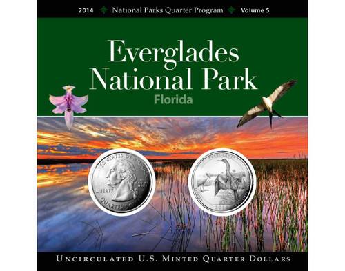 Everglades National Park Quarter Collection