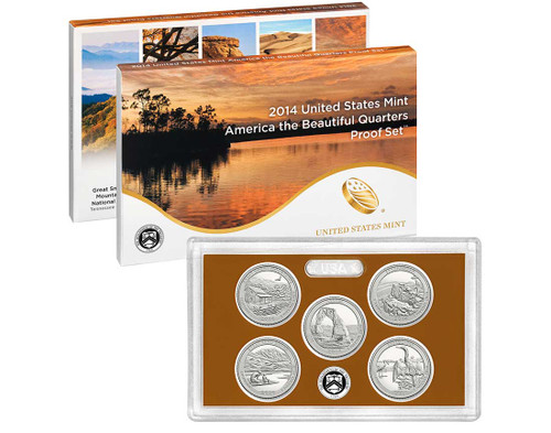 2014 Quarter Proof Set