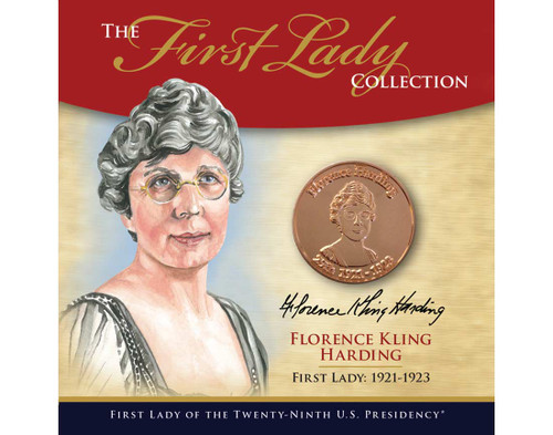 Florence Kling Harding First Lady Collection - 29th Presidency