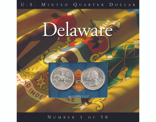 Delaware Quarter Collection