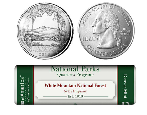 Perry's Victory and International Peace Memorial D Mint Quarter Roll