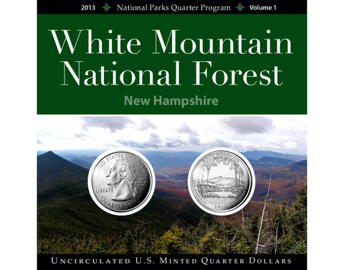 White Mountain National Forest Quarter Collection
