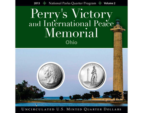 Perry's Victory and International Peace Memorial Quarter Collection
